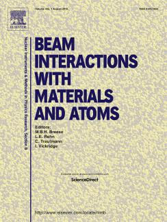 Beam Interaction with Materials and Atoms Journal Cover