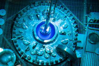 The High Flux Isotope Reactor at Oak Ridge National Laboratory
